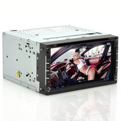 "Android Car DVD Player ""Roadoraptor II"" - 7 Inch Screen, GPS, 8GB Internal Memory, DVB-T TV (2 DIN) http://www.chinavasion.com/china/wholesale/Car_DVD_Players/2_DIN_Car_DVD_Player/Android_Car_DVD_Player_Roadoraptor_II_-_7_Inch_Screen_GPS_8GB_Internal_Memory_DVB-T_TV_2_DIN/"