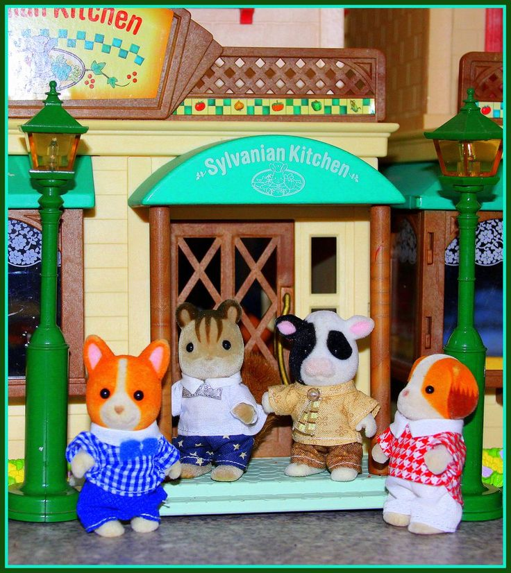 Handmade Shirts for Sylvanian boys - FREE DELIVERY
