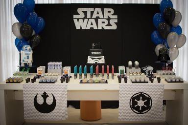centro de mesa festa star wars - Pesquisa Google