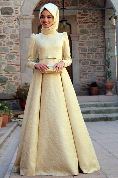 Pour vous faire inspirer, nous allons vous inviter à découvrir notre  nouvelle collection de Top 15 Des Belles Robes De Soirée Pour Femme Voilée  Tendance Cet
