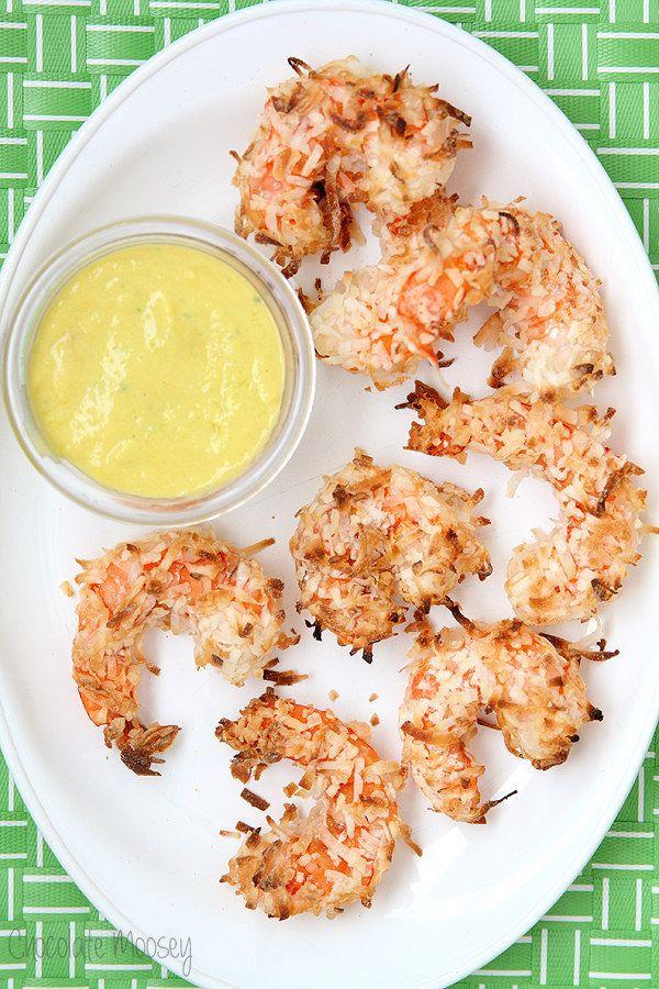 Camarão assado com coco | 31 versões assadas e bem mais saudáveis de comidas fritas