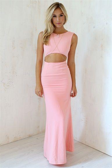 Allure maxi dress sabo skirt sets