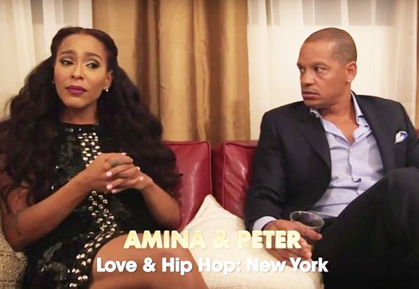 EXCLUSIVE TEASER: Peter & Amina Take Their Twisted Situationship To 'Marriage Bootcamp Reality Stars'