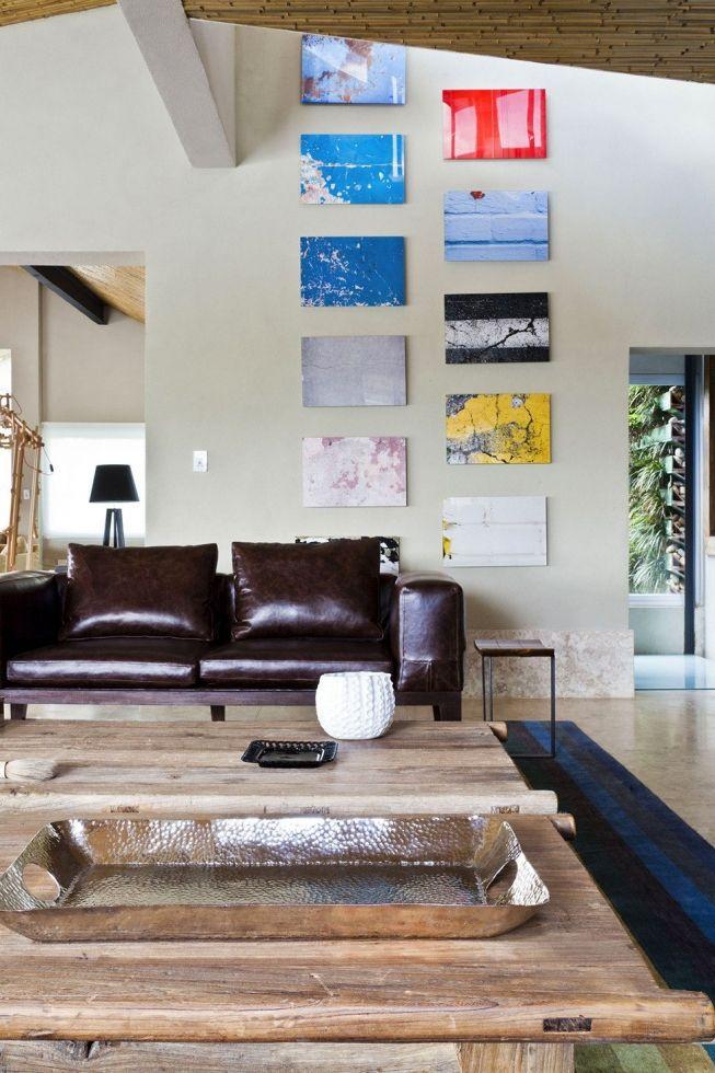 Внушительный дом на ранчо в Сан-Паулу - Дизайн интерьеров   Идеи вашего дома   Lodgers
