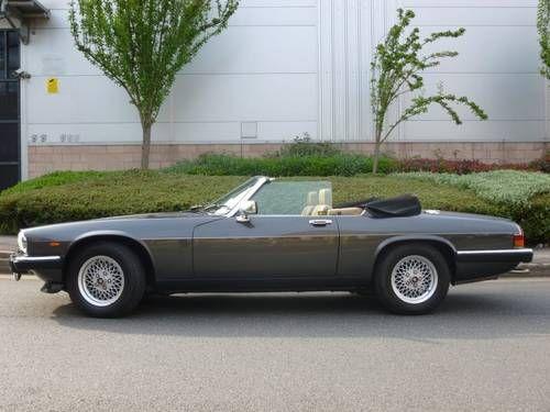 17 best images about jaguar sports cars jaguar jaguar xjs v12 convertible 1990