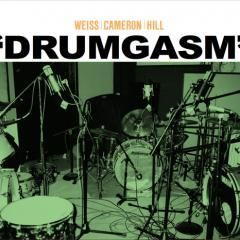 DRUMGASM is the new super group from Matt Cameron, Zach Hill, and Janet Weiss. They all play drums.