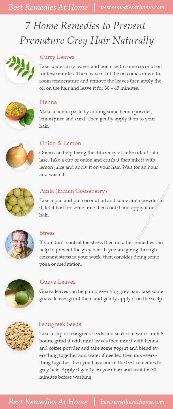 Healthy Food To Avoid Grey Hair