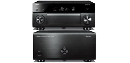 Yamaha CX-A5100 & MX-A5000 Reference Home Theatre Package