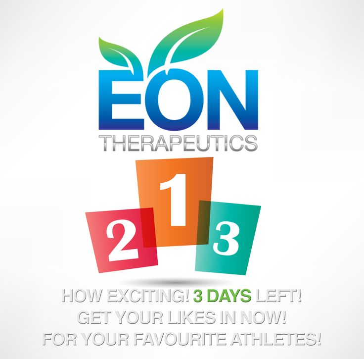 "EON Therapeutics #contest is coming to an end really fast! On February 8th - MIDNIGHT -The ""Likes"" and ""Shares"" Stops! So make sure you repost, ""share"", ask for ""likes"" before then because when it hits 12:01 AM, February 9th no other shares and likes will count!  The 3 finalists will be announced on Sunday, February 9th at 2pm.  And the winner will be announced on Tuesday, February 11th at 3PM west coast time! Good luck everyone and #eon4life"