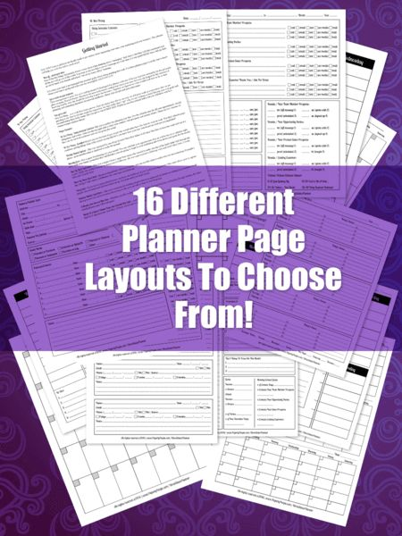 20 Page Business Planner for Direct Sales People, Network Marketing Pros, Party Plan Peeps and MLMers. Worksheets and Calendar pages pages to keep you focused!