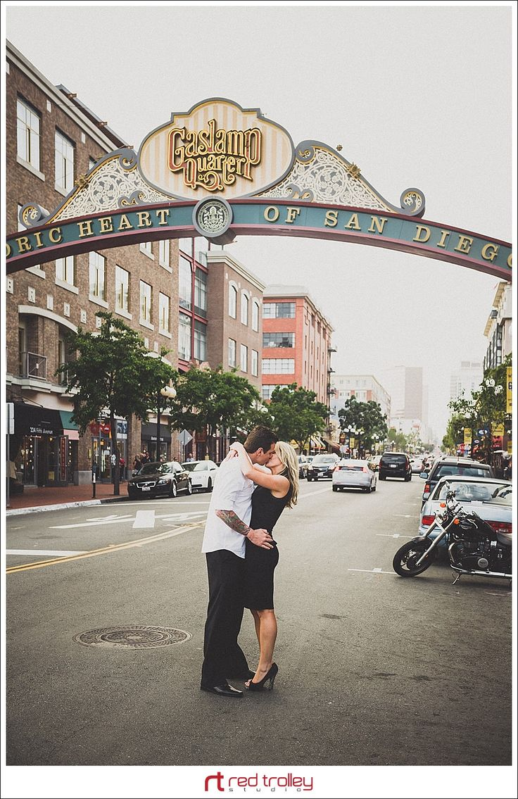 Black dress engagement photos - Classic Black Dress With High Heels Always Works For Engagement Photography