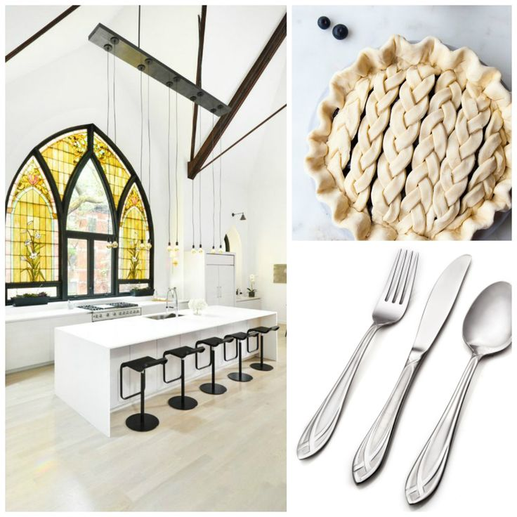 From eclectic to traditional, Lace Frosted is the flatware that will bring romance to every evening! Art Deco with a splash of modern, this classic flatware set can live and dine in every kitchen style! Just in time for Thanksgiving...save 60% on Lace Frosted 54 Piece expanded flatware and hostess set from $100 NOW $40! Did we mention it comes with a wood storage caddy for the space savers and organizers? Make sure to check out our other sale picks ranging up to 70% OFF!