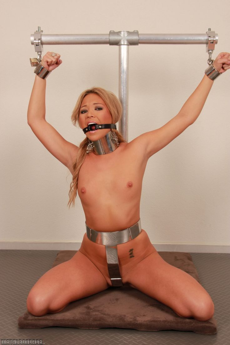Natalia forrest chastity belt consider