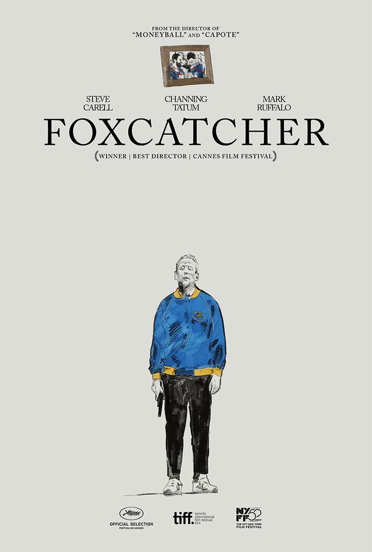 FOXCATCHER #movie #movieposter #poster #cinema #oscar