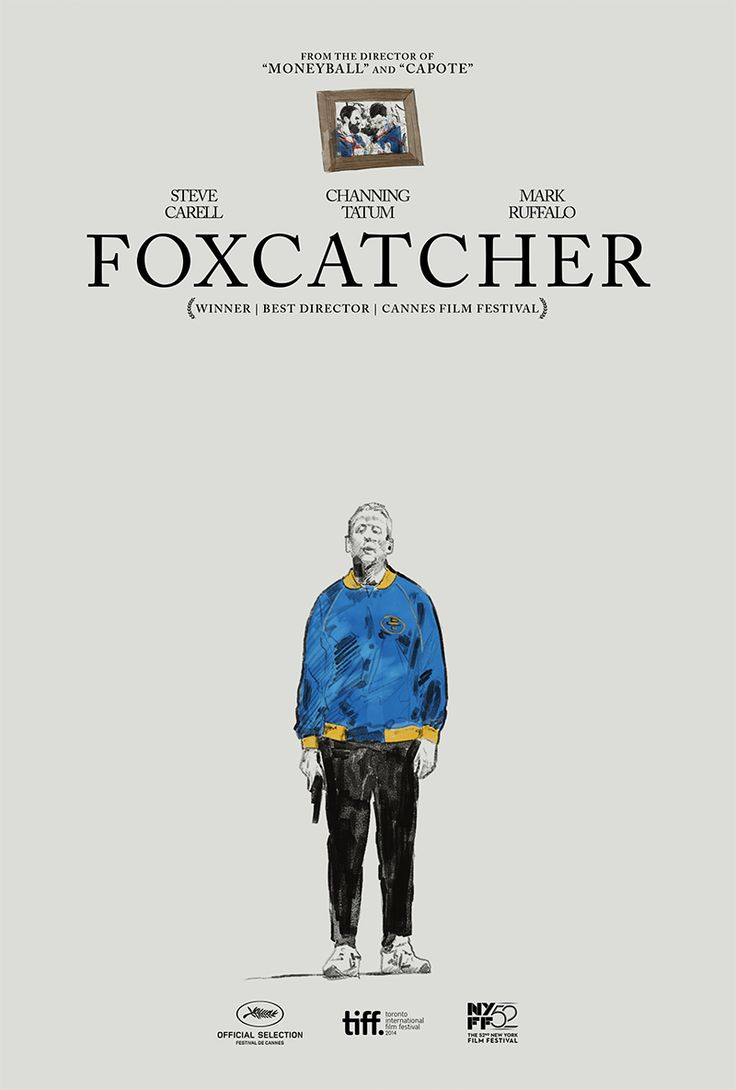 FOXCATCHER #movie #movieposter #poster #cinema #oscar