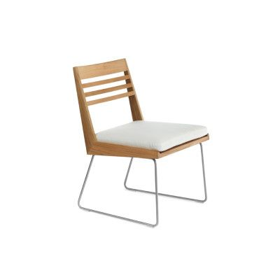 Boomerang Dining Side Chair from Summit Furniture