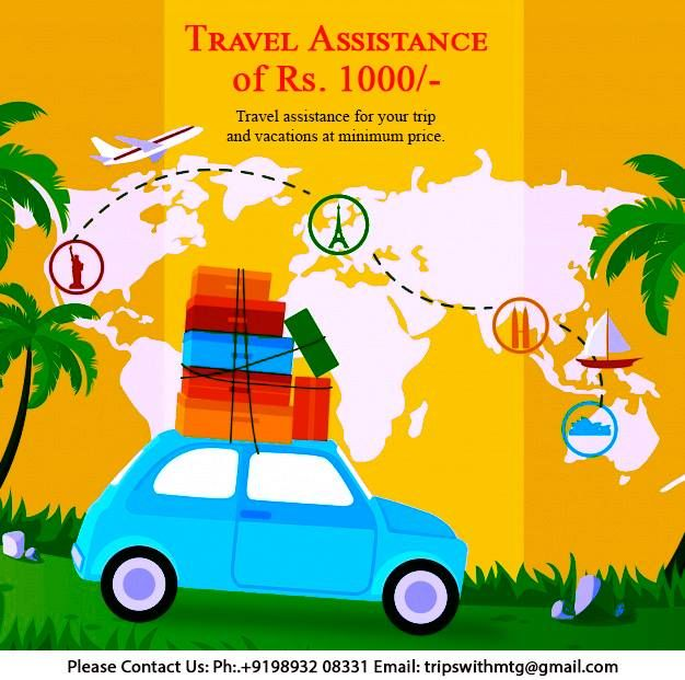 Inclusions: •Travel planning, •Best Hotel & camp searching as per your budget, •MTG certified stays, •Place & sightseeing information, •Genuine Recommendations, •Best pricing  Plan your travel with us: MTGTour +919893208331 Tripswithmtg@gmail.com  #mtgtour #milestogo #travelassistance #travelplanner #travellife #mytripmyadventure #travelling #tourist #tourism #traveler #trip #traveltheworld #travel