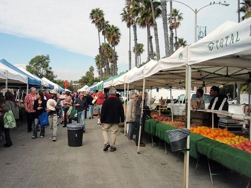 Alamitos Bay Farmers Market in Long Beach, CA