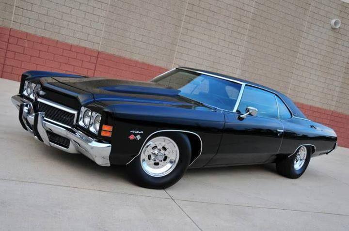 1972 Impala 454
