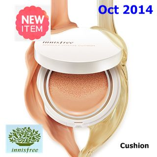 New Oct 2014  US $23.9   [ Innisfree ] Ampoule Intense Cushion SPF34 PA++ 15g(New 2014), Korean Best Cosmetics, Free Shipping