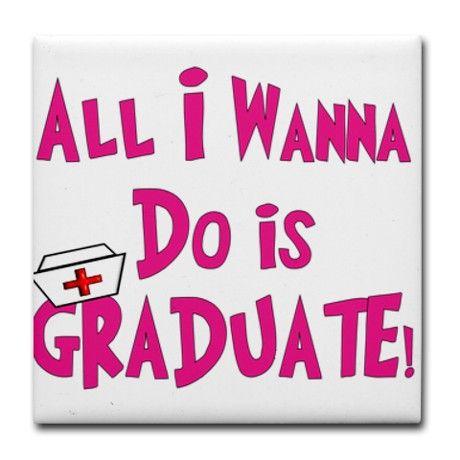 Nursing Student Tile Coaster @Courtney Kieffer @Cindy Doan