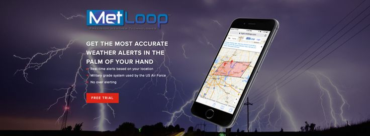 IoT MetLoop Set To Release SevereWeather Alert App