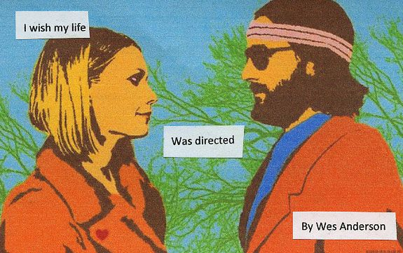 ALL DAY LONG! I wish my life was a Wes Anderson movie, soundtrack and all....thanks #postsecret