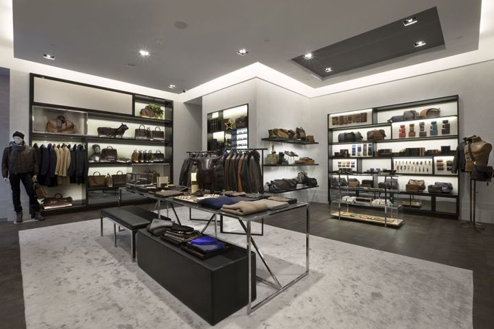Coach Flagship Store At 5th Avenue New York City Store