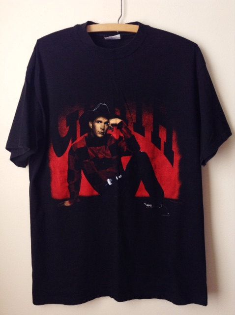 Vintage Garth Brooks '94 In Piseces World Tour T Shirt. The Gas Station Etsy