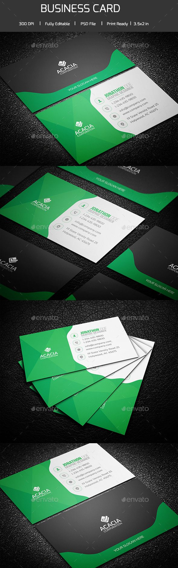 1439 best Cool Business Cards on Pinterest. images on Pinterest ...