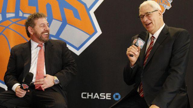 Updating the Knicks depth chart following the 2014 NBA Draft