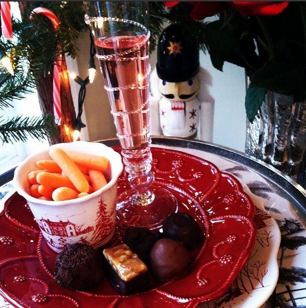 Merry Christmas #santaandreindeersnacks #Juliskajoy