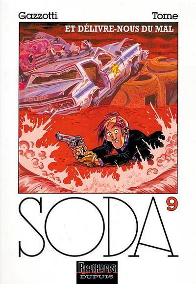 Soda -9- Et délivre-nous du mal - 1997
