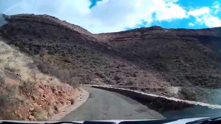 Klipspringer Pass.