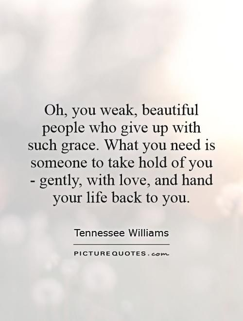 Tennessee Williams                                                       …