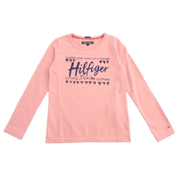 TOMMY HILFIGER - KARLA C-NECK KNIT