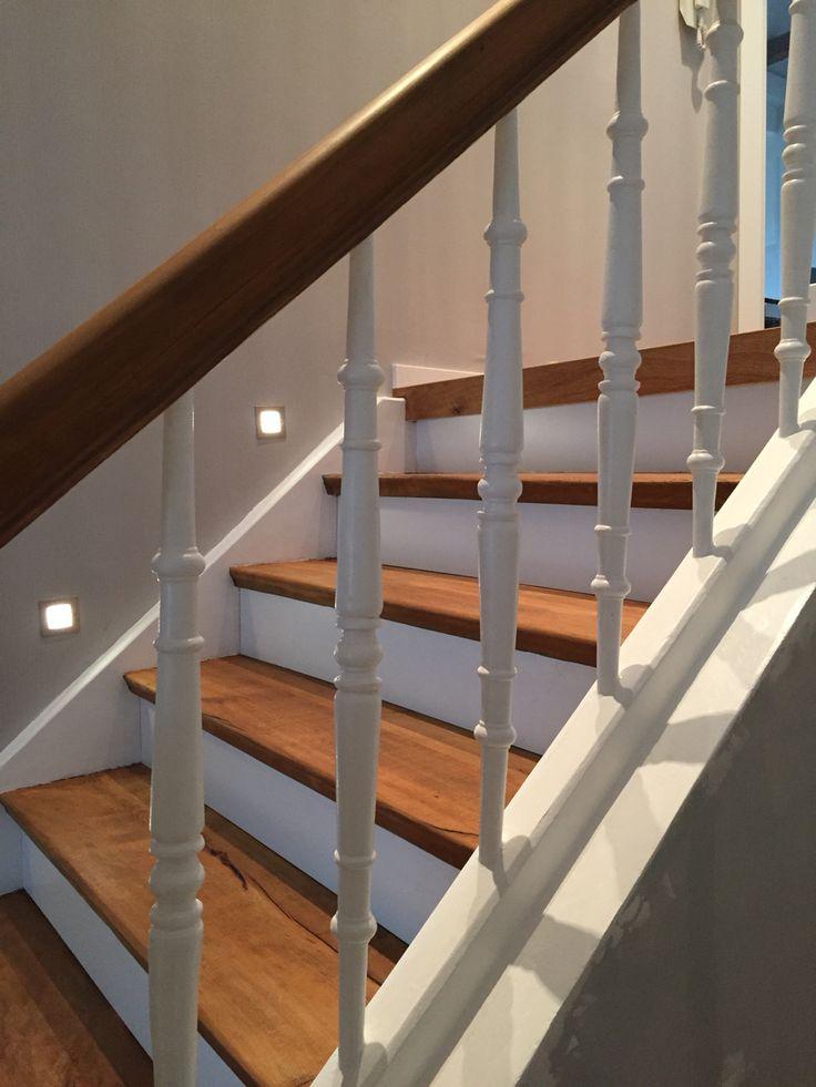 treppe restauriert vorher nachher pinterest restaurieren treppe und vorher nachher. Black Bedroom Furniture Sets. Home Design Ideas