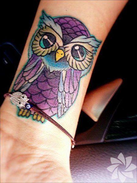 Baykuşlu dövmeler... #dövme #tattoo