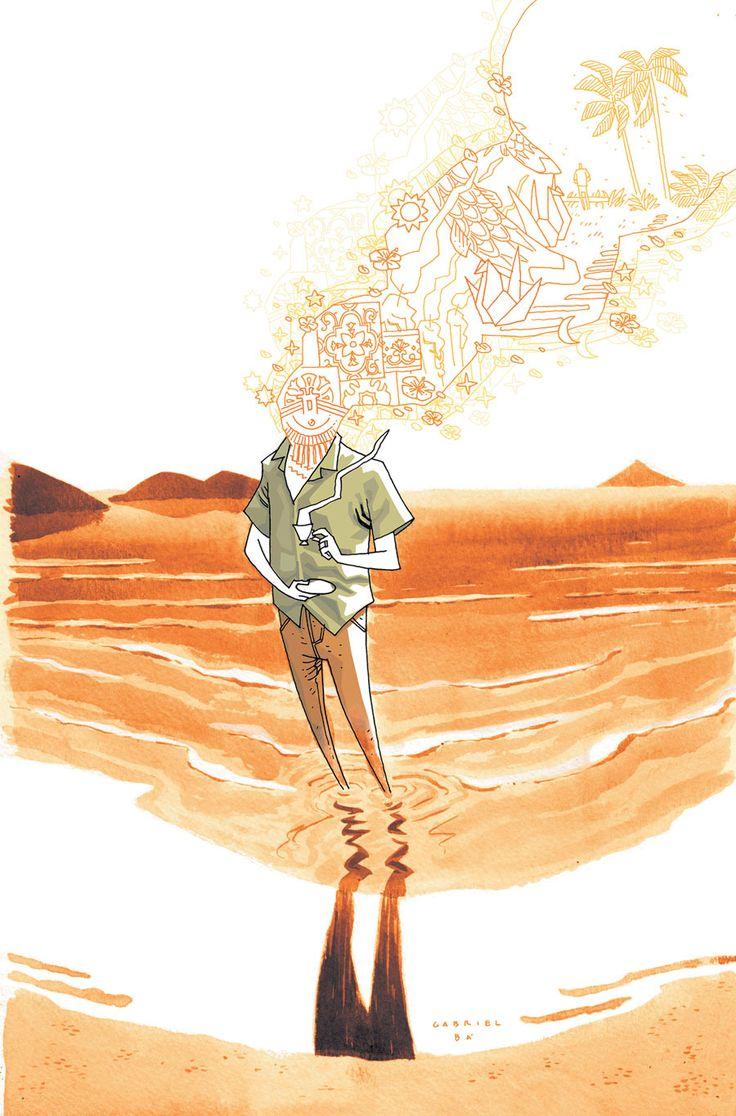 Comic Book Artist: Fabio Moon and Gabriel Bá