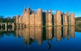 Herstmonceux Castle in East Sussex- just down the road