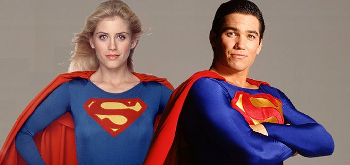 Superhero alums Dean Cain and Helen Slater have joined the cast of the CBS Supergirl TV pilot.