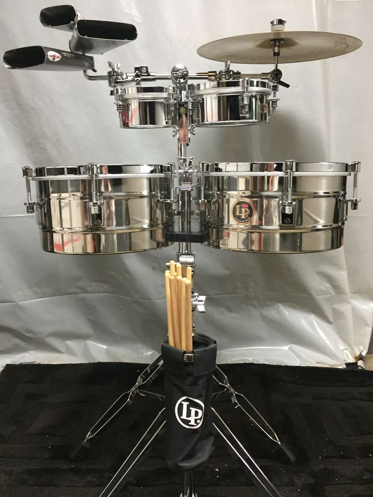 latin percussion set up the engine room pinterest percussion. Black Bedroom Furniture Sets. Home Design Ideas