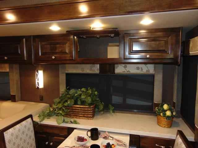 2016 New Tiffin Allegro 36LA Class A in Florida FL.Recreational Vehicle, rv, 2016 TIFFIN Allegro 36LA, This 2016 Tiffin Allegro 36LA Class A Gas Motor Home includes Maroon Coral Full Body Paint, Ford 252WB, Mocha Cabinetry, Vanilla Bean Interior, 15000 AC w/ Heat Pump, CB Antenna, Bedroom Ceiling Fan, Countertop/Backsplash Update, Leatherette L-Shape Sofa w/ Luxury Recliner, Cooktop/Convection Microwave, Dinette Computer Workstation, Driver's Door w/ Power Window, In Dash Navigation…