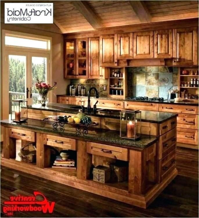 Small Country Kitchen Ideas Pictures Rustic Kitchen Island