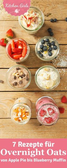 #Kochen #Overnight Oats