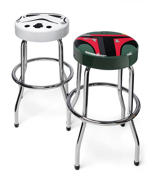 New Star Wars Bar Stools
