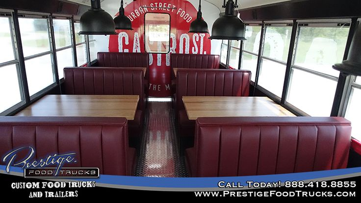 Gastro St. School Bus Food Truck | Custom Food Truck Builder & Manufacturer | Food Trucks For Sale | Concession Trailers | Finance, Buy & Lease Food Trucks