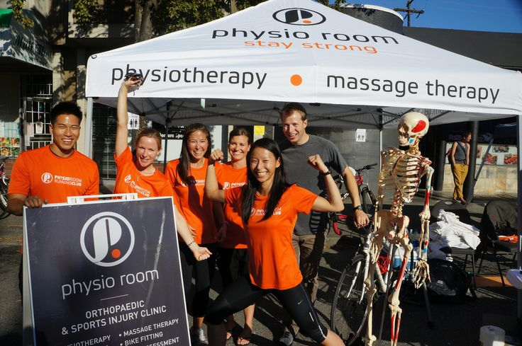 PhysioRoom Vancouver T-Shirt.