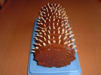 Rehruecken Cake