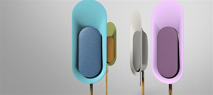OLi heißt dieser stylische Lautsprecher, den der koreanische Designer Joshua Han für das Designstudio Appart_ entworfen hat. Mittlerweile sind Boxen ja nicht mehr nur dazu da, nur für guten Sound zu sorgen, sondern auch dafür, gut auszusehen und die Einric